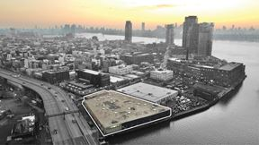 52K SF Warehouse on Greenpoint Waterfront - Brooklyn