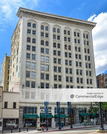 The Kearns Building - Salt Lake City