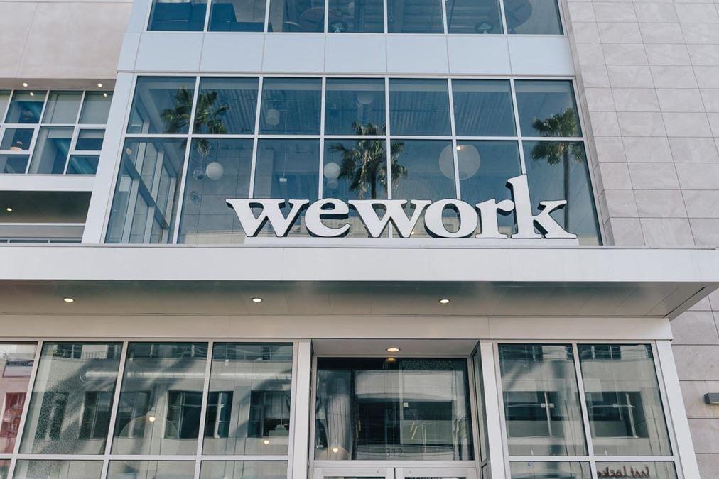 WeWork   312 Arizona Ave