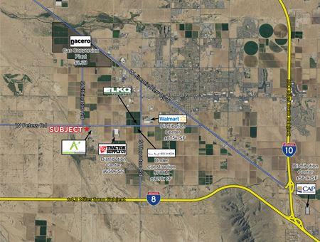 ±70 Acres Development Land - Casa Grande