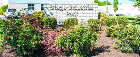 Stage Industrial Park - 3150 Stage Post Drive - Bartlett