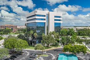 Class A Office Building Space for Lease located in the heart of Palm Beach Gardens