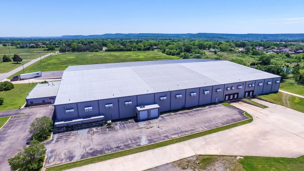 Industrial Building Available