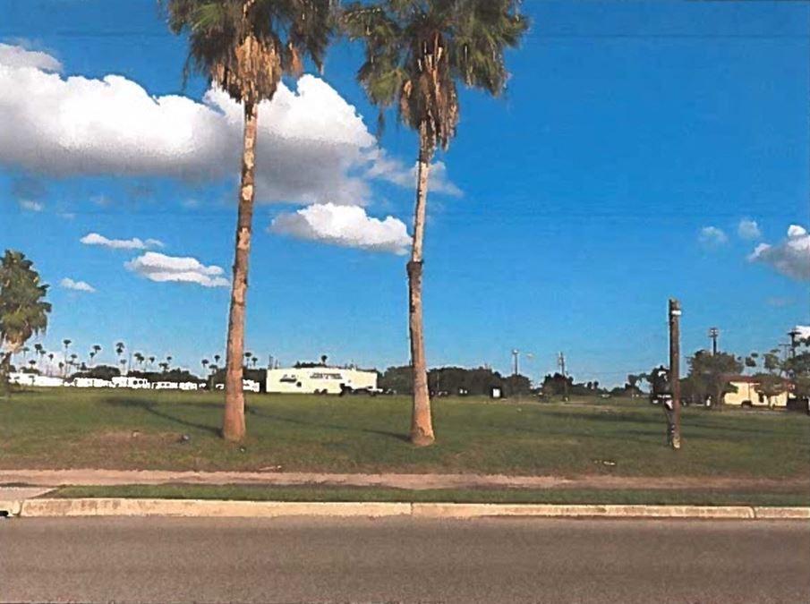 Retail Pad - La Feria, Texas