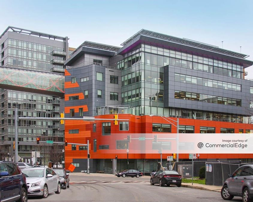 United Therapeutics Silver Spring Campus - 1110 Spring Street