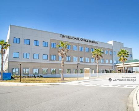 St. Vincent's Medical Center Clay County - Professional Office Building - Middleburg