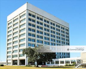 Exxon Mobil Baytown Refinery Office Building