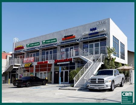 Office/Retail Center - Los Angeles