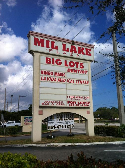 Mil-Lake Plaza