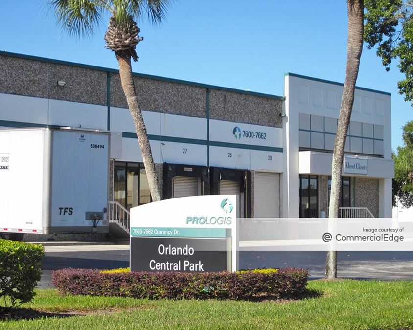 Prologis Orlando Central Park - 7600-7662 Currency Drive