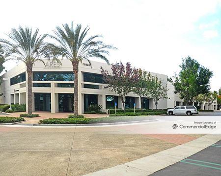 Lakeview Business Center - 15320 & 15330 Barranca Pkwy - Irvine