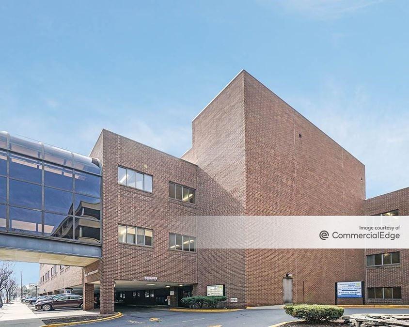 Commonwealth Health Regional Hospital of Scranton - General Services Building