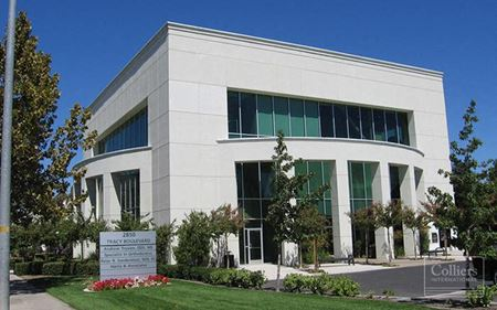 OFFICE BUILDING FOR SALE - Tracy