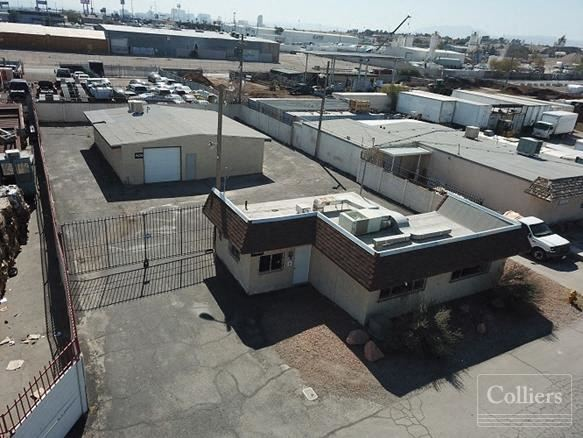 LIGHT INDUSTRIAL SPACE FOR LEASE