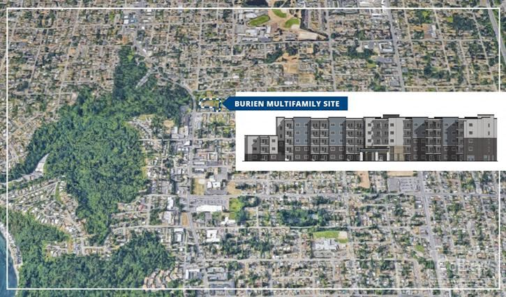 112 Unit - Burien Multifamily Site