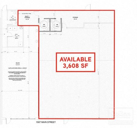 For Lease | Downtown Boise Retail | 15th & Main - Boise