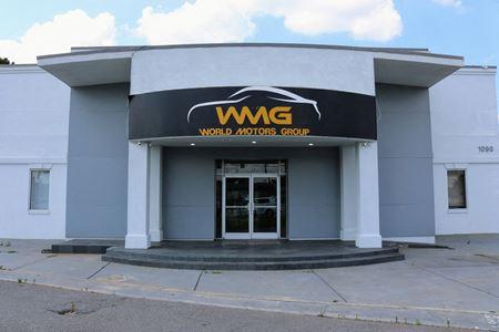 1090 Industrial Park Drive - Marietta