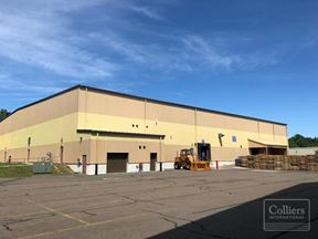 Four Industrial Buildings Totaling ±154,000 SF in East Granby, CT