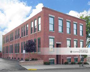 West Exchange Center - 294, 298, 300 West Exchange Street & 95 Cedar Street
