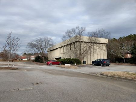 Freestanding Office Building On Silver Comet Trail | ± 6,278 SF - Powder Springs