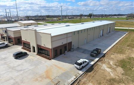 14,833 SF New Construction Office/Warehouse For Lease - Geismar