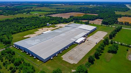 Industrial Building Available - Coffeyville