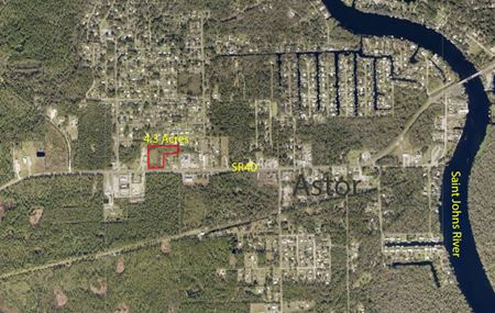 4.3 Acre LM/R7 Redevelopment - Astor