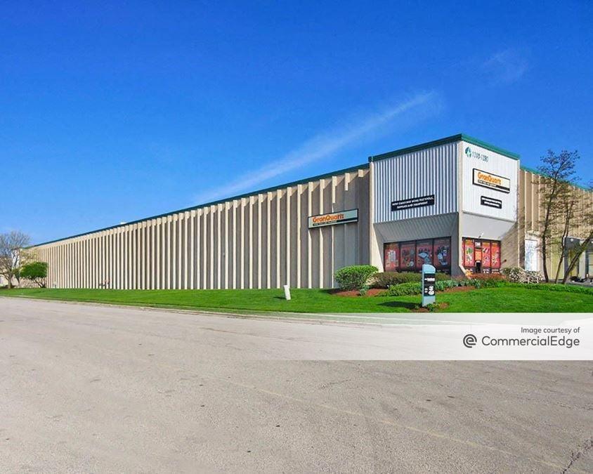 Prologis Elk Grove Industrial Park - 1200-1300 Mark Street