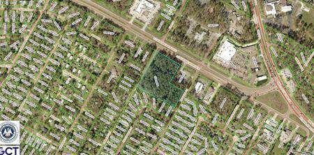 4.8 Acres Commercial Land on East Causeway - Mandeville
