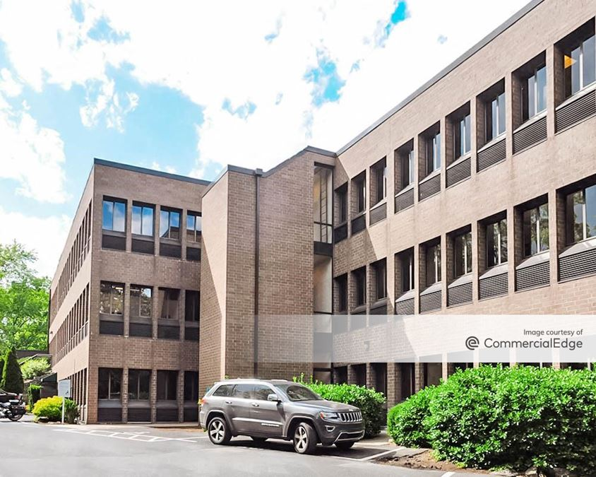 Three Greenwich Office Park