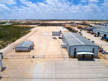 Former Chemical Facility w/ Detached Laboratory - Midland
