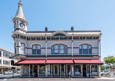 The Winship Building - Napa