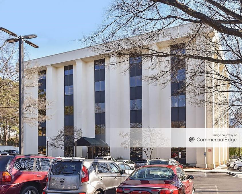 First Citizens Bank - Rowan Building