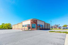Freestanding Retail Building