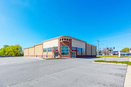 Freestanding Retail Building - Benton