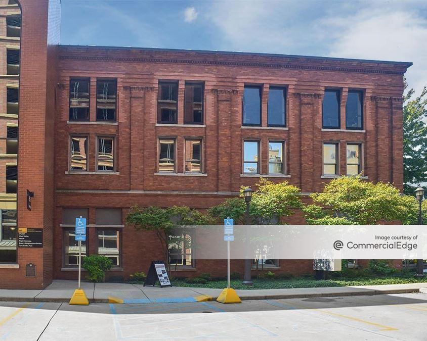 Oldtown Riverfront Building