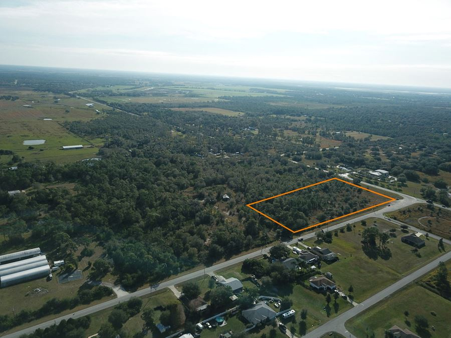 East Manatee Commercial Land