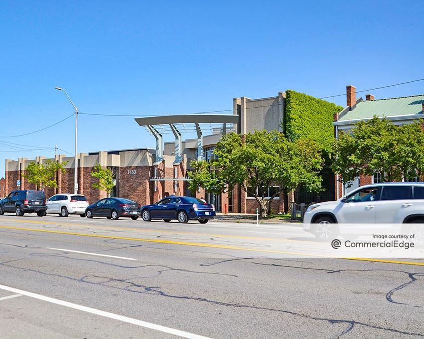 1480 East Jefferson Avenue
