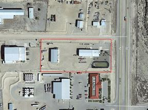 5 Bay Shop on 2.9 Acres - Bloomfield