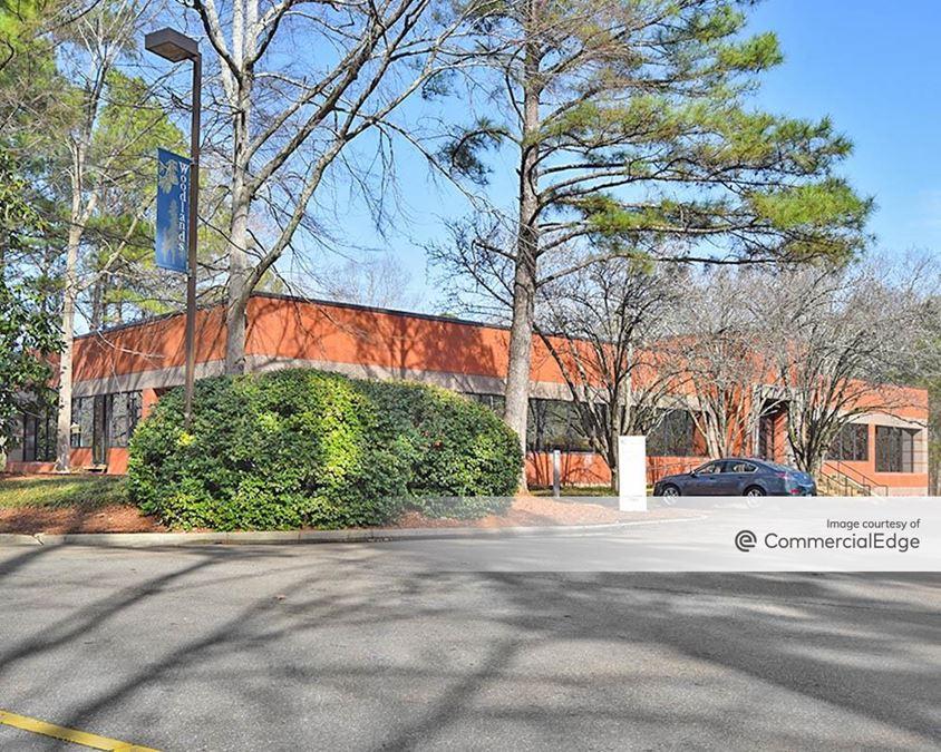 Woodlands Office Park - 750 Woodlands Pkwy