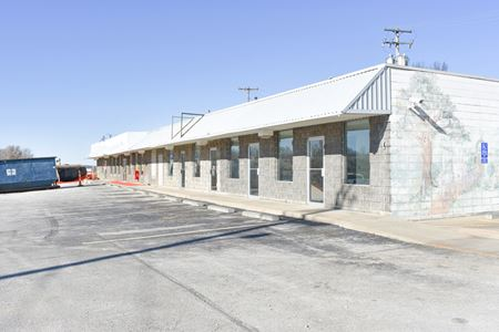Former Gas Station For Sale Or Lease - Fair Grove
