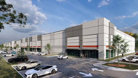 Western Beltway Park - Building One - Delivery Q1 2022 - Apopka