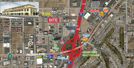 Commercial Land within Victorville Civic Center - Victorville