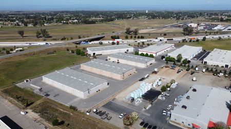 Yeager Industrial Park - Madera