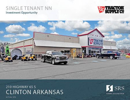 Clinton, AR - Tractor Supply Co. - Clinton