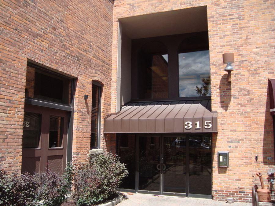 Arbor Atrium Office Building