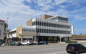Freestanding Downtown Building