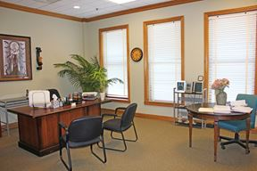 Class A Office in Chesterfield Village - Springfield