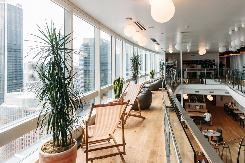 WeWork | Gas Company Tower