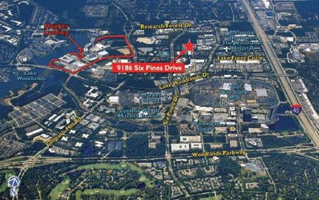 For Lease | Office Space in The Woodlands - Spring